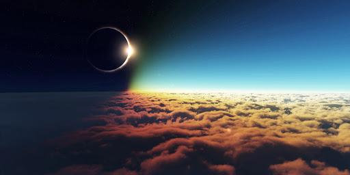 Eclipse total de sol es una de las maravillas cósmicas que no te debes perder