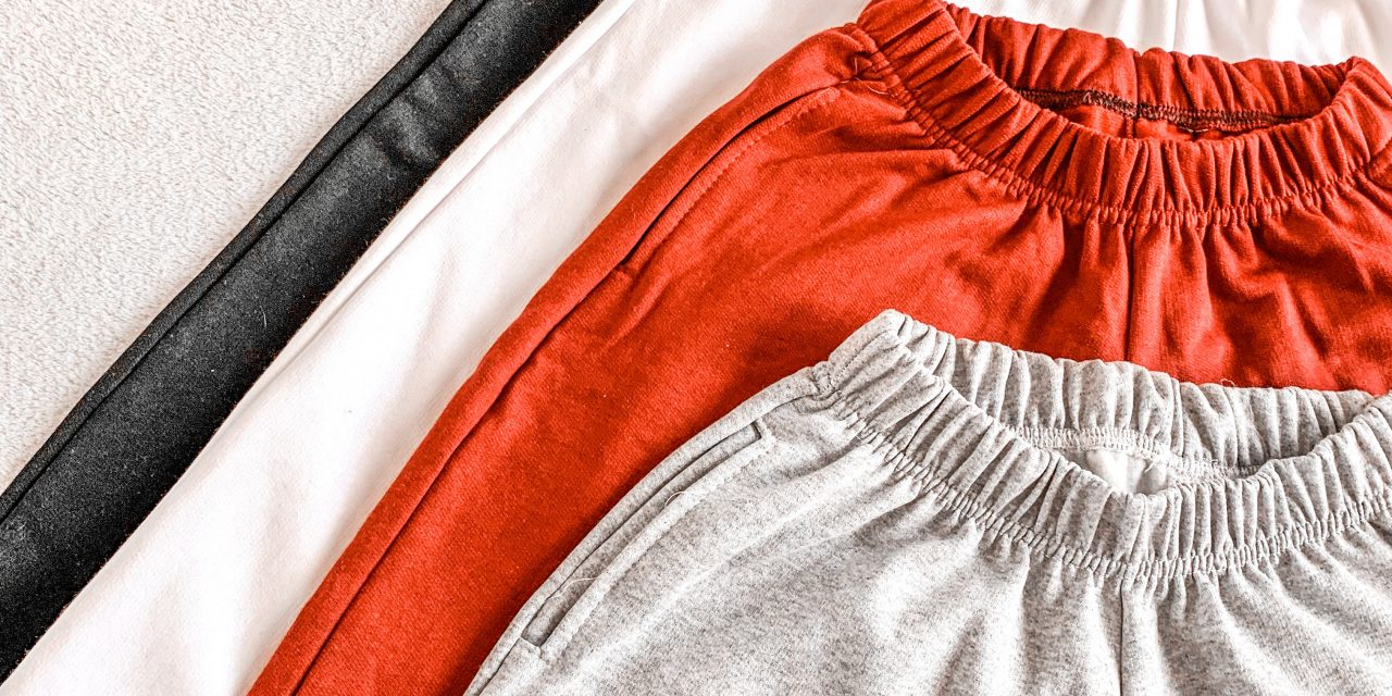 """""""En estos tiempos también se viste a la moda con los Sweatpants"""""""